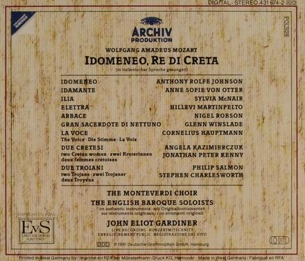 Idomeneo K. 366