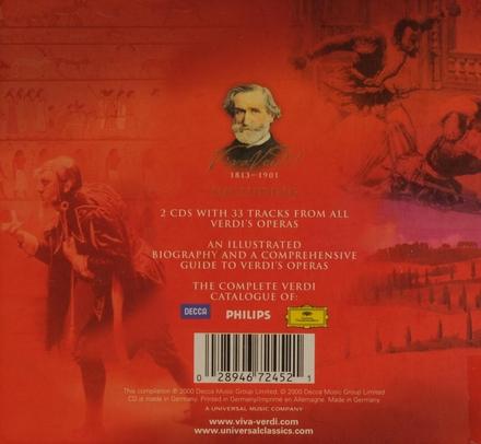 Viva Verdi! : A 100th anniversary celebration