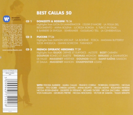 Best Callas 50