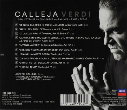 Calleja : Verdi