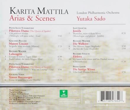 Arias & scenes