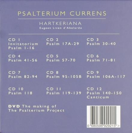 Psalterium currens