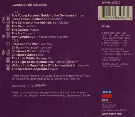 Classics for children