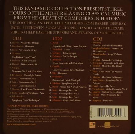 Classical calm : The essential album