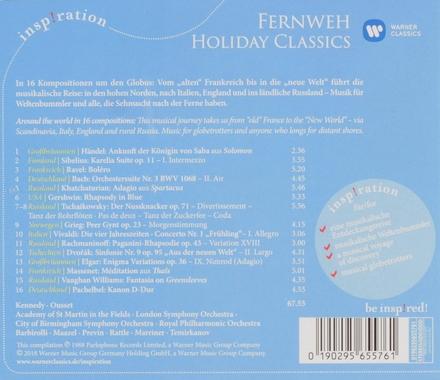 Fernweh : holiday classics