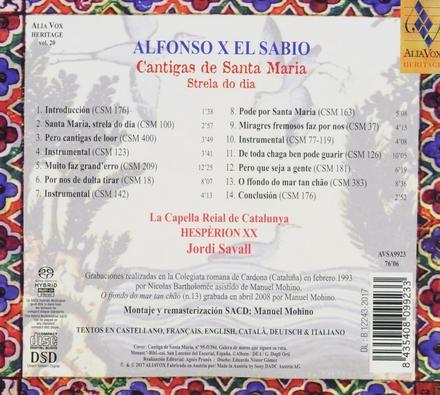 Cantigas de Santa Maria : Strela do dia