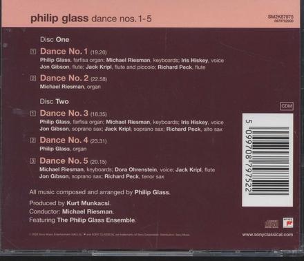 Dance (nos. 1-5)