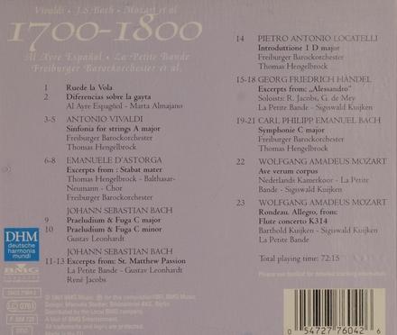1700-1800. vol.5