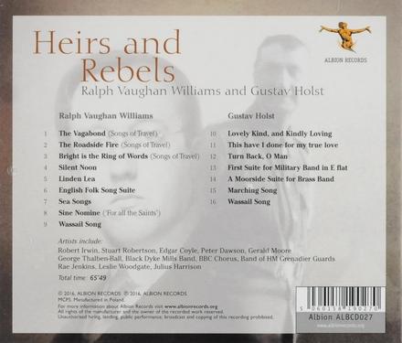 Heirs and rebels