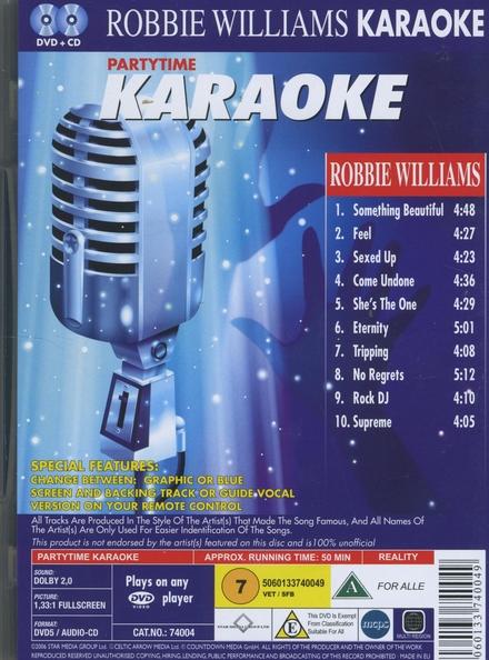 Partytime karaoke