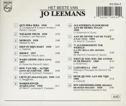 Het beste van Jo Leemans