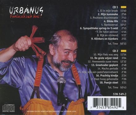 Urbanus fantastisch live!