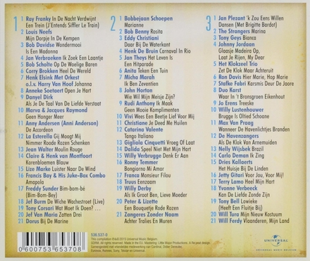 De tijd van toen : liedjes & melodietjes uit vervlogen tijd. 8