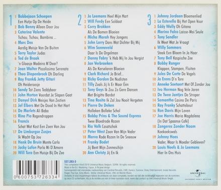 De tijd van toen : liedjes & melodietjes uit vervlogen tijd. 9