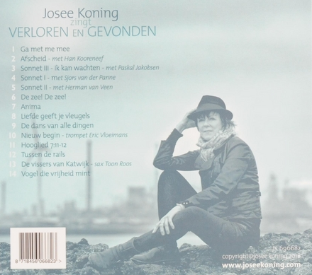Verloren en gevonden : Josee Koning zingt Lennaert Nijgh