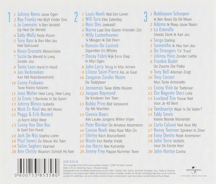 De tijd van toen : liedjes & melodietjes uit vervlogen tijd. 12