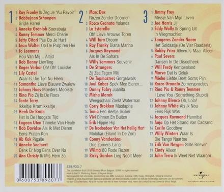 De tijd van toen : liedjes & melodietjes uit vervlogen tijd. 13