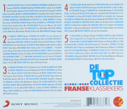 De topcollectie Radio 2 : Franse klassiekers
