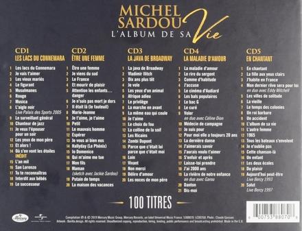 L'album de sa vie : 100 titres