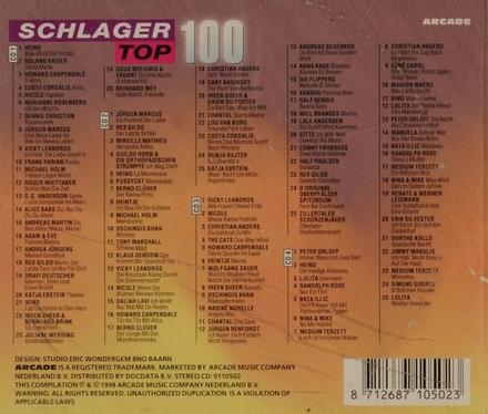 Schlager Top 100