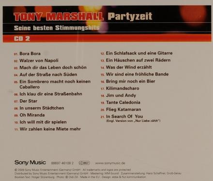 Partyzeit : Seine besten Stimmungshits. vol.2