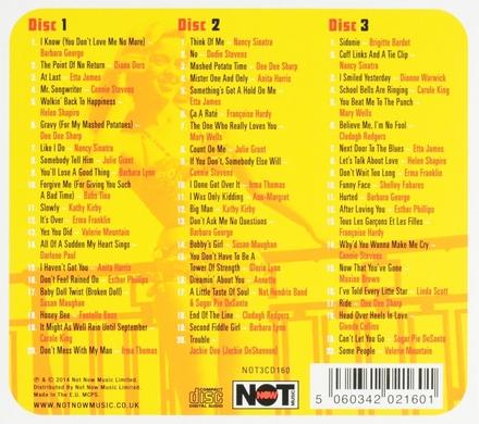 Sixties girls : 60 original recordings