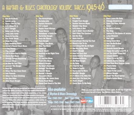 A rhythm & blues chronology 1945-46. vol.3