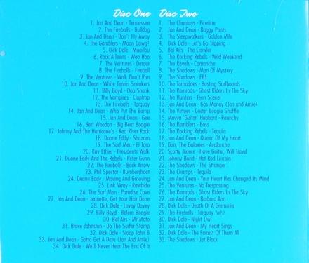 Big box of surfin' USA. vol.1 & 2