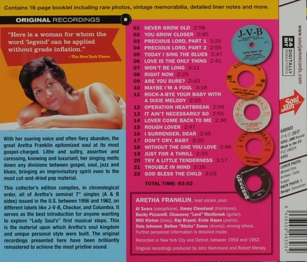 Operation heartbreak : The complete 1956-1962 singles