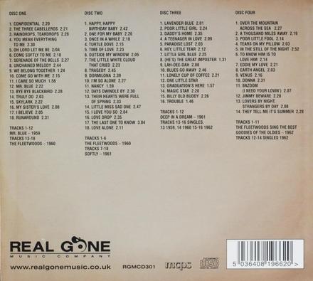 Five classic albums plus bonus tracks