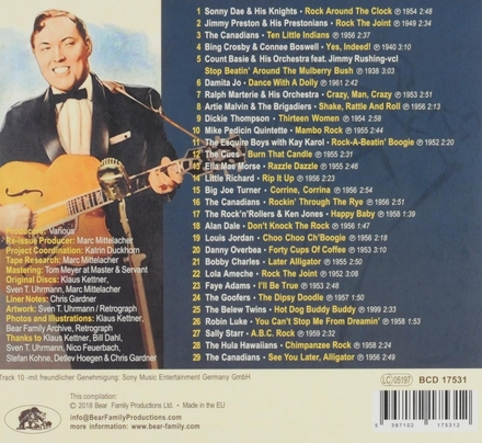 The Bill Haley connection