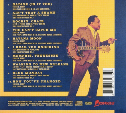 Walking to New Orleans : remembering Chuck Berry and Fats Domino
