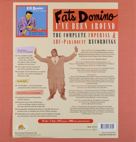 I've been around : The complete Imperial & ABC-Paramount recordings