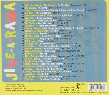 Jive-a-rama : It's rock and roll