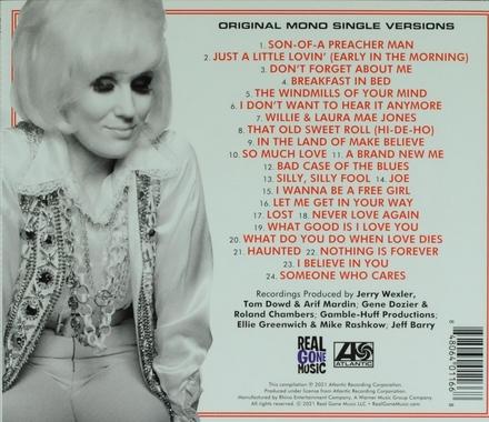 The complete Atlantic singles 1968-1971 : original mono single versions