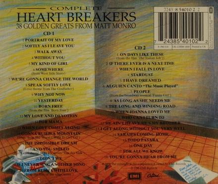 Complete heart breakers