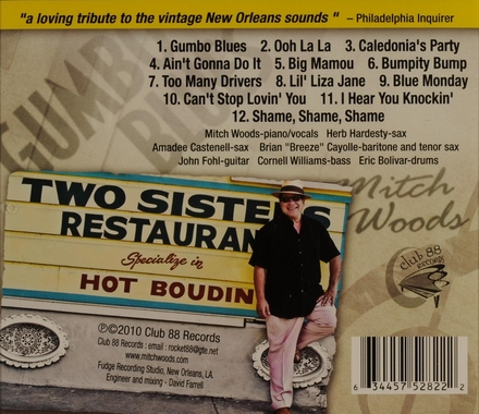 Gumbo blues : a tribute to Smiley Lewis and the pioneers of New Orleans rhythm & blues