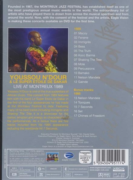 Live at Montreux - 1989