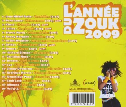 L'année du zouk 2009