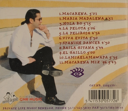 Macarena - the hits album