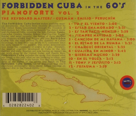 Forbidden Cuba in the 60's. vol.2