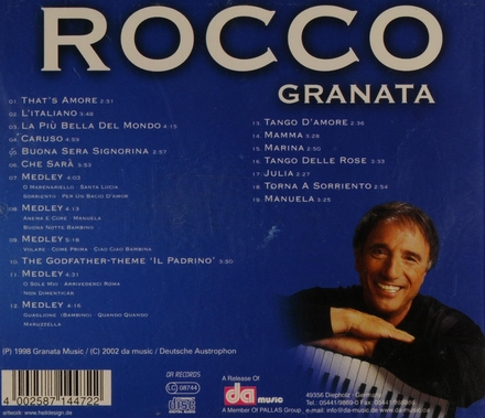 That's amore : 30 Italian classics