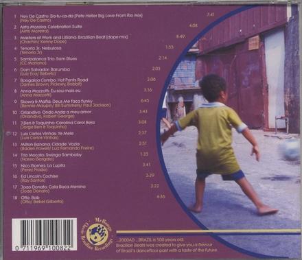 Brazilian beats. vol.1