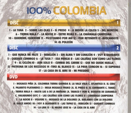 100% Colombia
