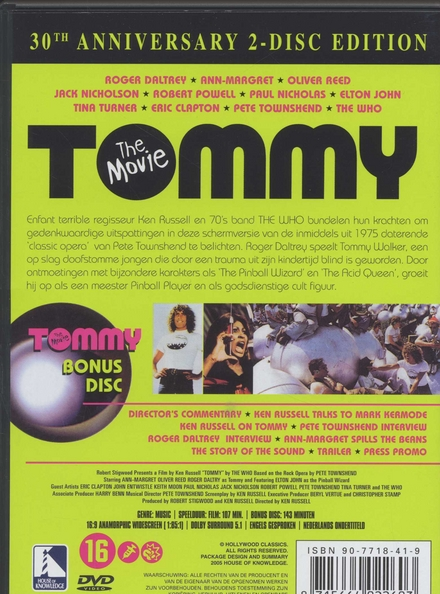 Tommie, the movie - 30th anniversary