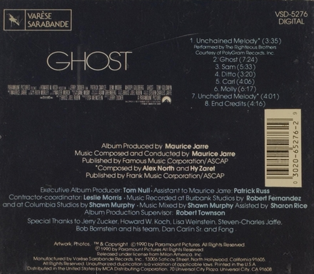 Ghost [OST]