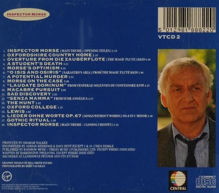 Inspector Morse : original music from the ITV series. Vol. 1