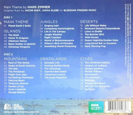 Planet Earth II : original television soundtrack