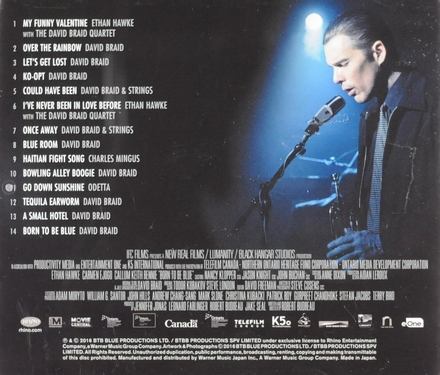 Born to be blue : music from the motion picture