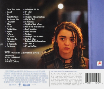 The book of love : original motion picture soundtrack